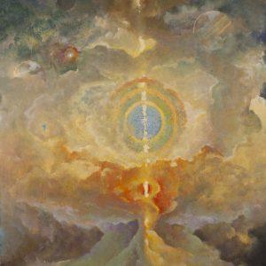 Kriya - Cosmic Breath - Amma Sprititual Poster